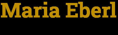 Maria Eberl - Atemtherapie Logo